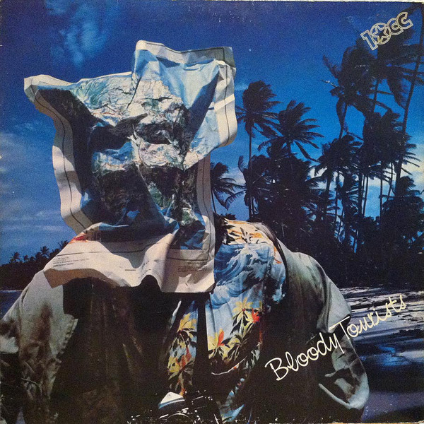 10cc Bloody Tourists Vinyl