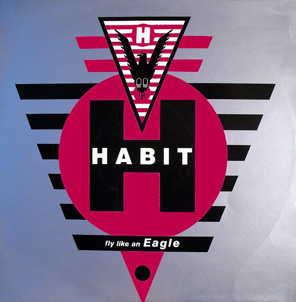 Habit Fly Like An Eagle Vinyl