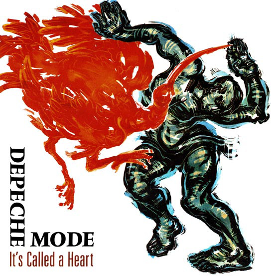 Depeche Mode It's Called A Heart