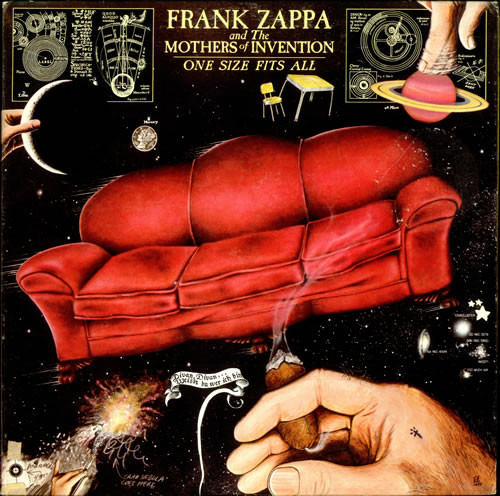 Zappa, Frank One Size Fits All