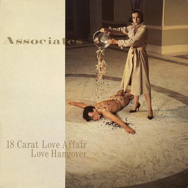 Associates (The) 18 Carat Love Affair / Love Hangover Vinyl
