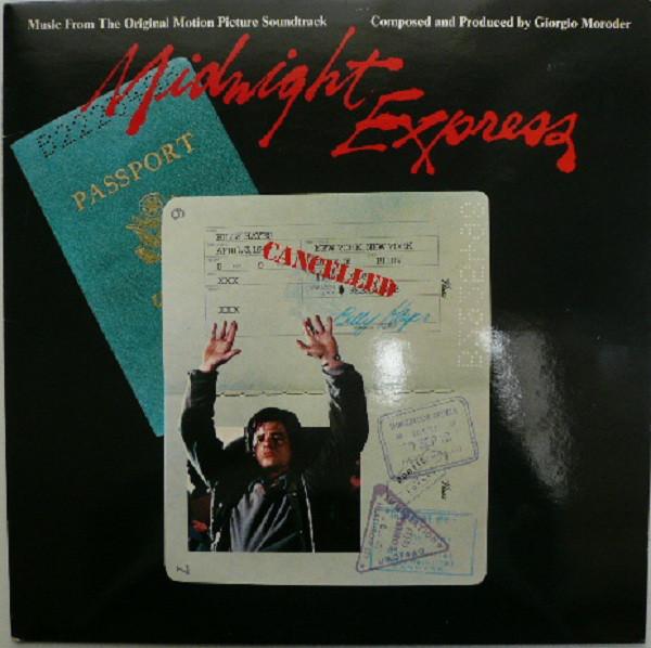 Moroder, Giorgio Midnight Express