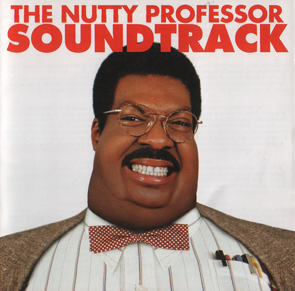 Various The Nutty Professor Soundtrack - Music Inspired By The Motion Picture CD