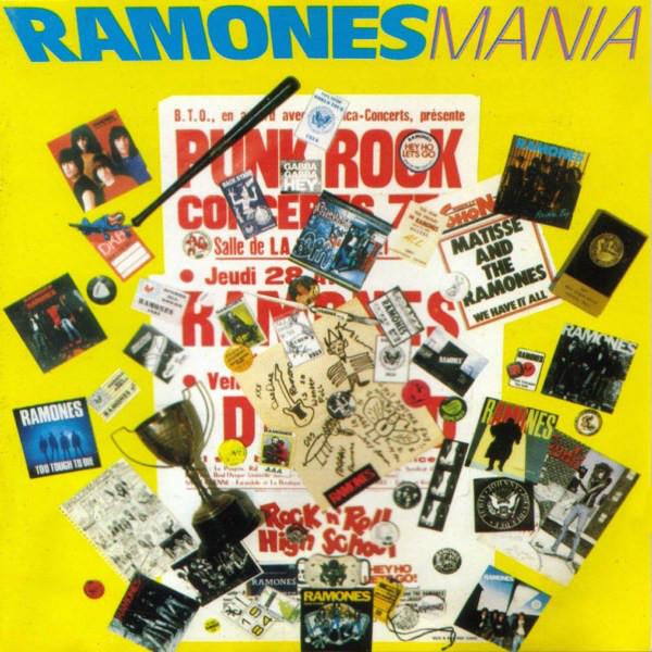 Ramones Ramones Mania