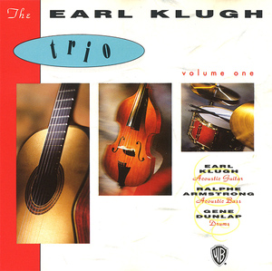 Klugh, Earl The Earl Klugh Trio Volume One