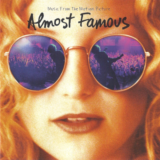 Various Music From The Motion Picture Almost Famous CD