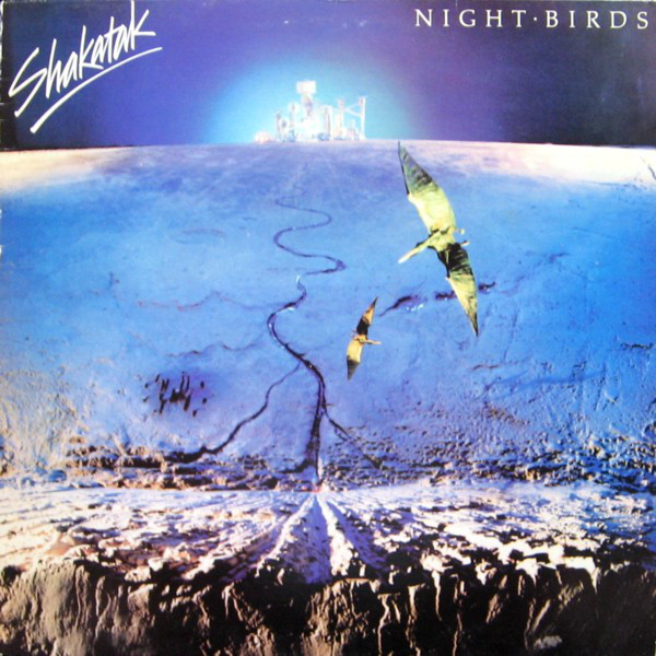 Shakatak Night Birds Vinyl