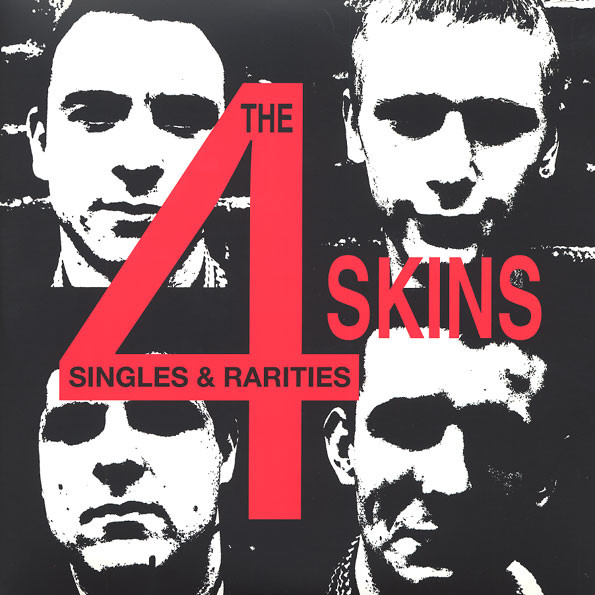 The 4 Skins Singles & Rarities