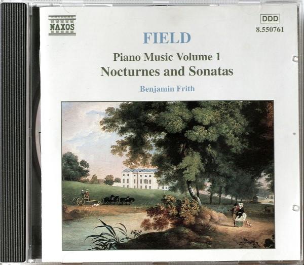 Field, Benjamin Frith Piano Music Volume 1 Nocturnes And Sonatas Vinyl