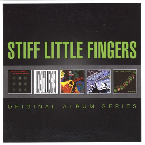 Stiff Little Fingers Original Album Series - Stiff Little Fingers CD