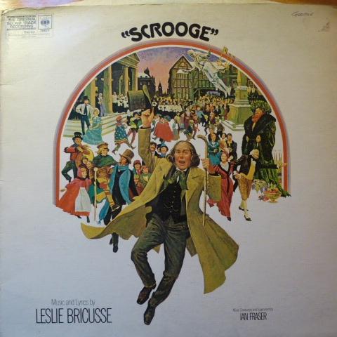 Bricusse, Leslie / Albert Finney / Various Scrooge