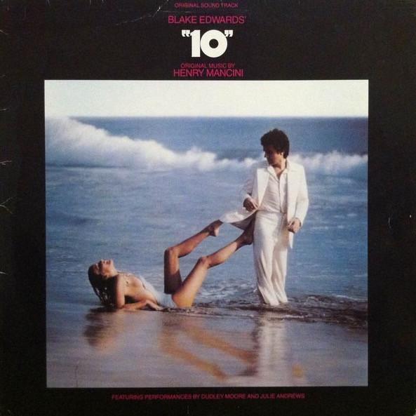 Henry Mancini 10 - Original Motion Picture Sound Track Vinyl