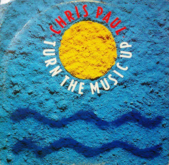 Paul, Chris Turn The Music Up Vinyl