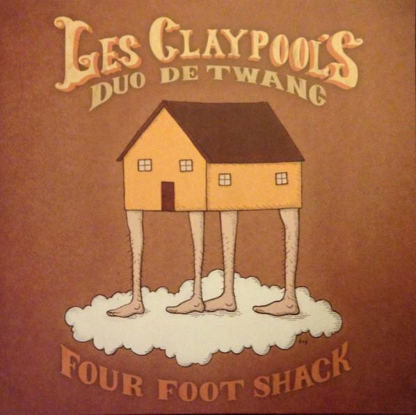 Les Claypool's Duo De Twang Vinyl