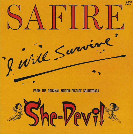 Safire I Will Survive Vinyl