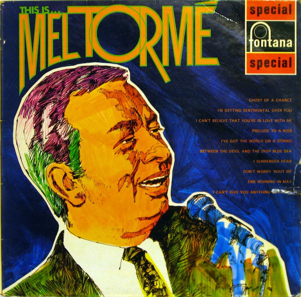 Torme, Mel This Is . . . Mel Tormé