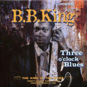 King, B.B. Three O'Clock Blues