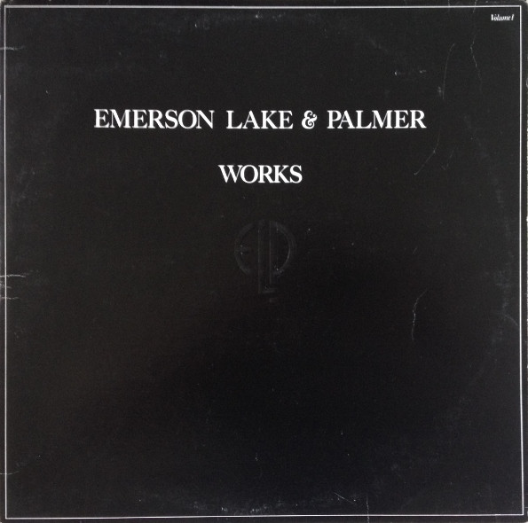 Emerson Lake & Palmer Works - Volume 1
