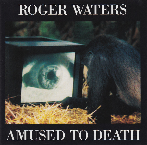 Waters, Roger Amused To Death CD