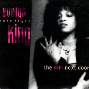 King, Evelyn Champagne The Girl Next Door Vinyl