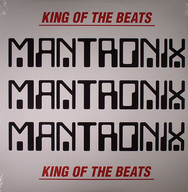 Mantronix King Of The Beats : Anthology 1985 - 1988 Vinyl