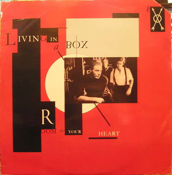 Living In A Box Room In Your Heart Vinyl