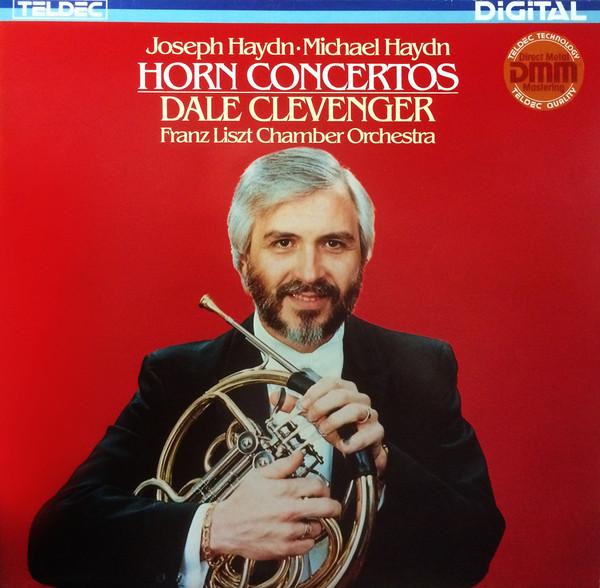 Haydn - Dale Clevenger Horn Concertos Vinyl