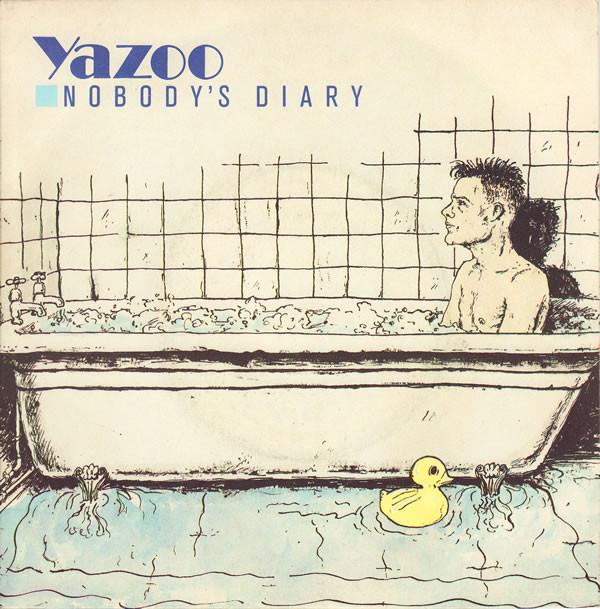 Yazoo Nobodys Diary