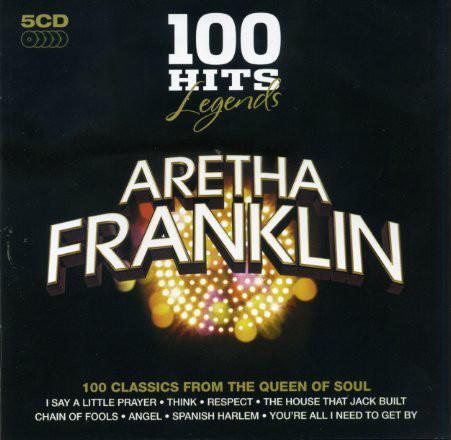 Franklin, Aretha 100 Hits Legends Aretha Franklin