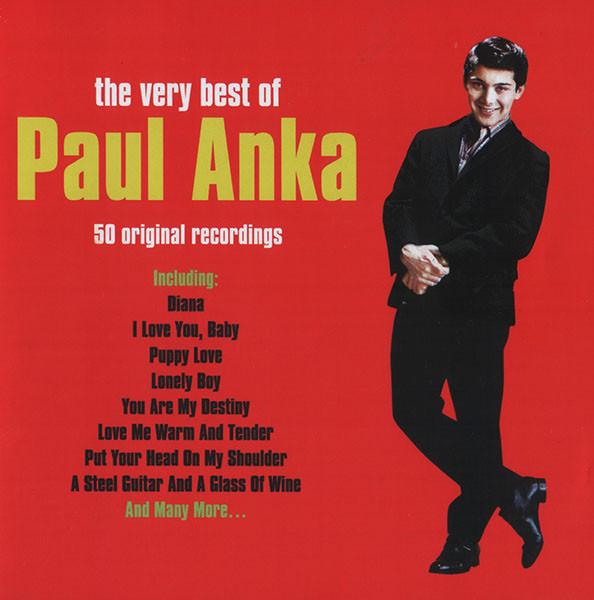 Anka, Paul The Very Best Of Paul Anka
