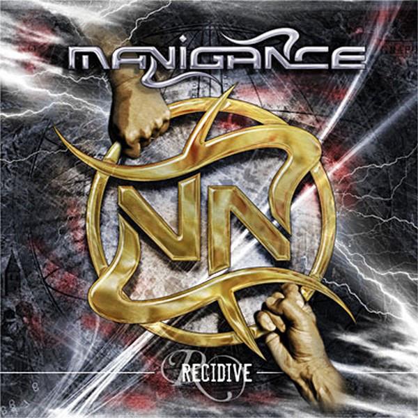 Manigance Recidive Vinyl