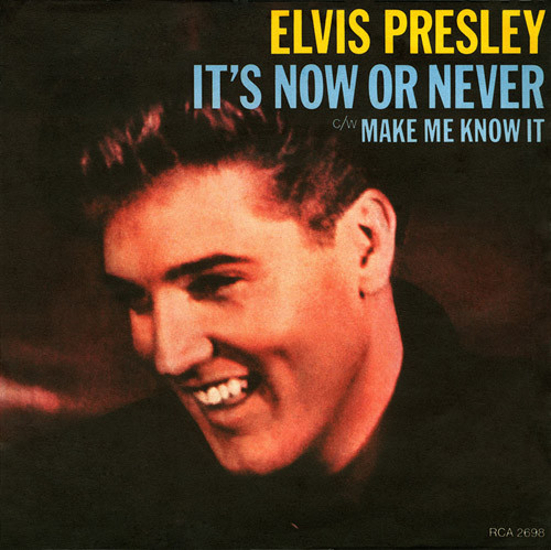Presley, Elvis Its Now Or Never Vinyl
