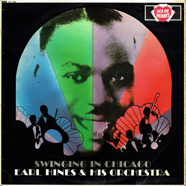 Earl Hines & His Orchestra Swinging In Chicago Vinyl