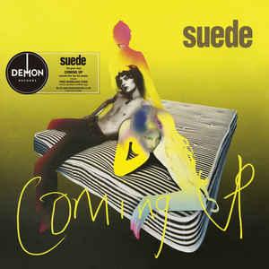 Suede Coming Up Vinyl