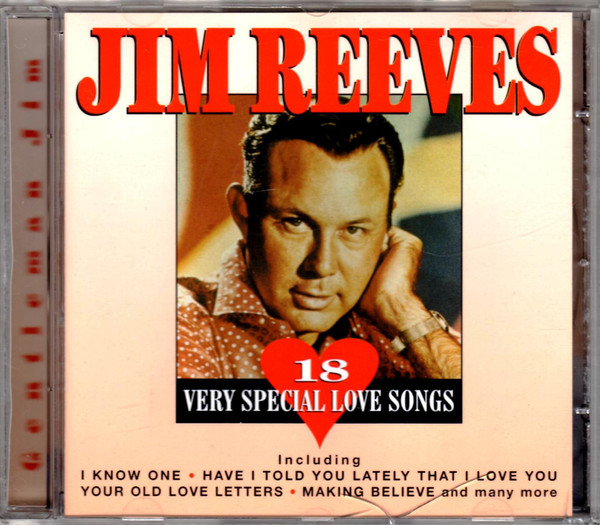 Reeves, Jim 18 Very Special Love Songs