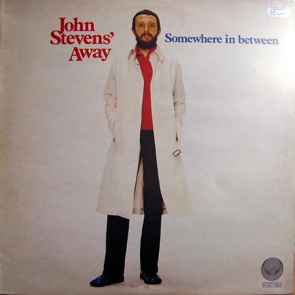 John Stevens' Away  Somewhere In Between Vinyl