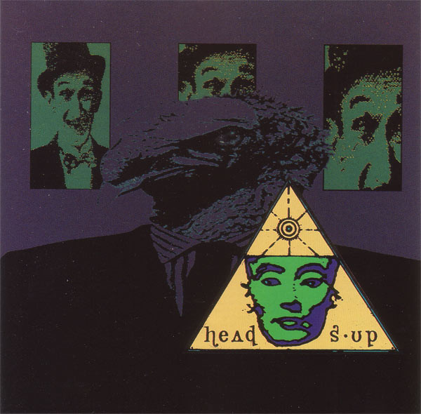 Heads Up Soul Brother Crisis Intervention  CD