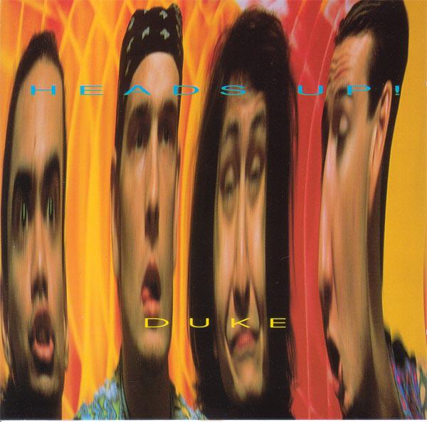 Heads Up! Duke CD