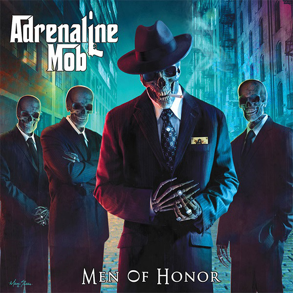 Adrenaline Mob Men Of Honor