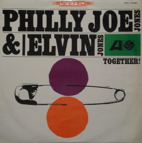 Philly Joe Jones & Elvin Jones Together! Vinyl
