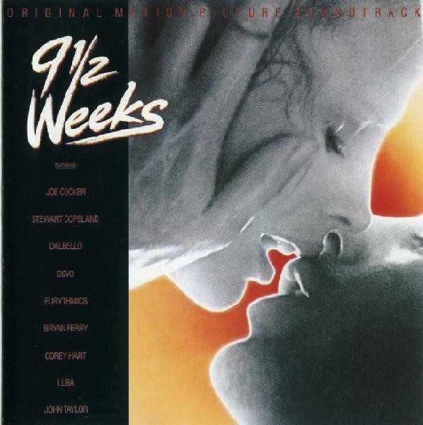 Various 9 1/2 Weeks - Original Motion Picture Soundtrack Vinyl