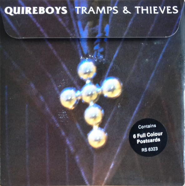 Quireboys Tramps & Thieves