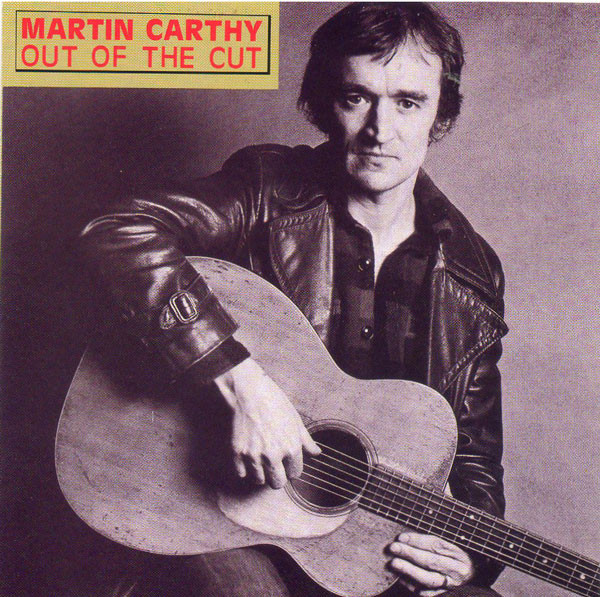 Carthy, Martin Out Of The Cut CD