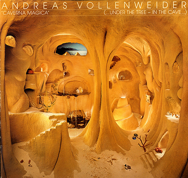 Vollenweider, Andreas Caverna Magica (Under The Tree In The Cave)