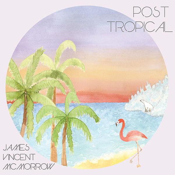 McMorrow, James Vincent Post Tropical CD