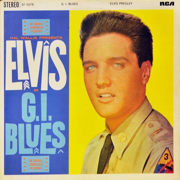 Presley, Elvis G.I. Blues Vinyl