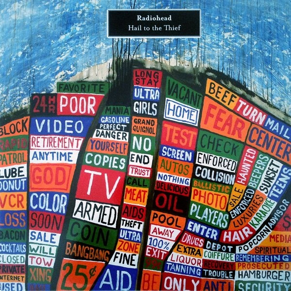 Radiohead Hail To The Thief Vinyl