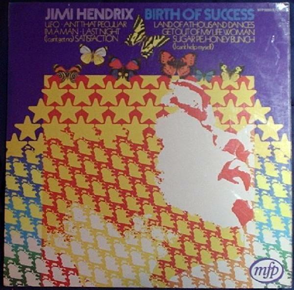 Hendrix, Jimi Birth of Success
