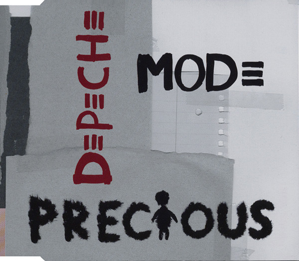 Depeche Mode Precious CD