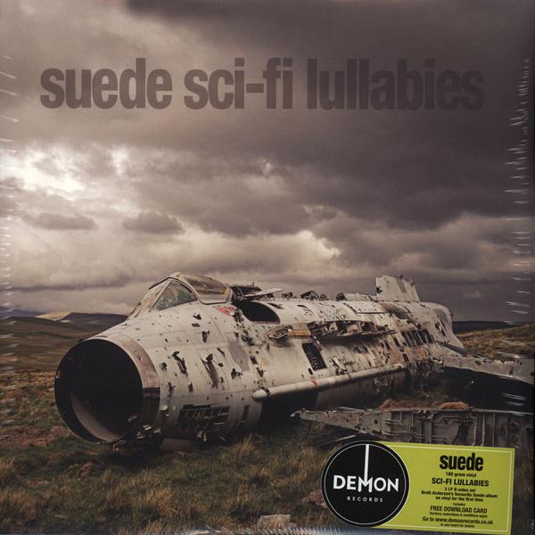 Suede Sci-Fi Lullabies Vinyl